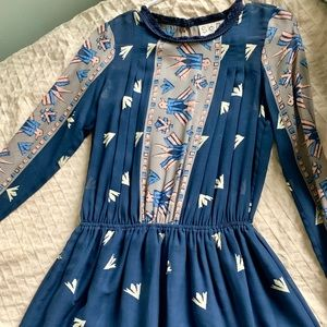 Sea NYC Silk Dress
